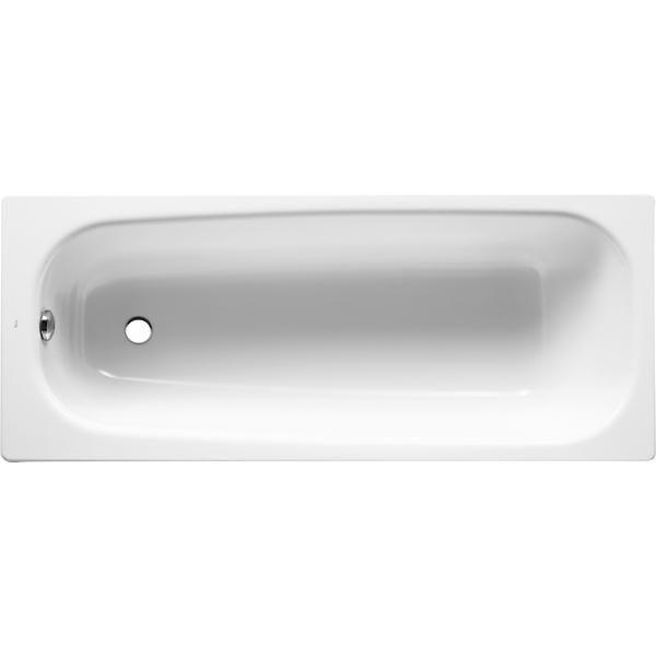 Baignoire Contesa 170x70cm En Acier Emaille Epaisseur 1 5mm