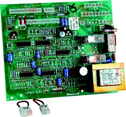 Platine principale VMF7 NEF/ventouse Réf. 39803410