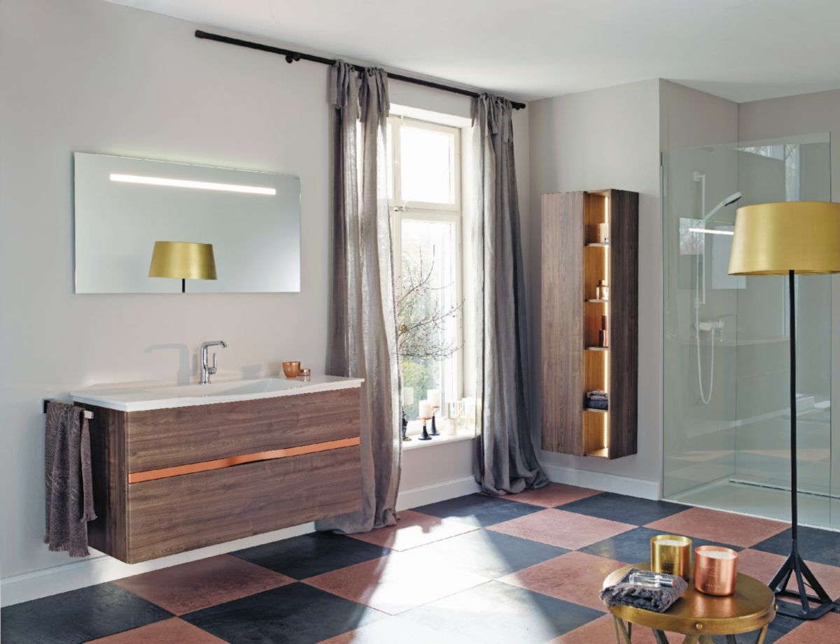 meuble salle de bain orell envie de salle de bain. Black Bedroom Furniture Sets. Home Design Ideas