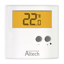Thermostat d'ambiance �lectronique programmable