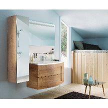 Meuble salle de bain SOON chêne arlington 110 cm