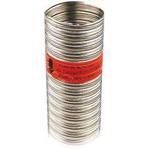 Haute r/ésistance /à la d/échirure TEN-HIGH Tube en Silicone Flexible /épaisseur de 3 mm R/ésistance aux haute et basse temp/ératures Anti-vieillissement 16 * 22 mm Tuyau deau air de 5 m/ètre