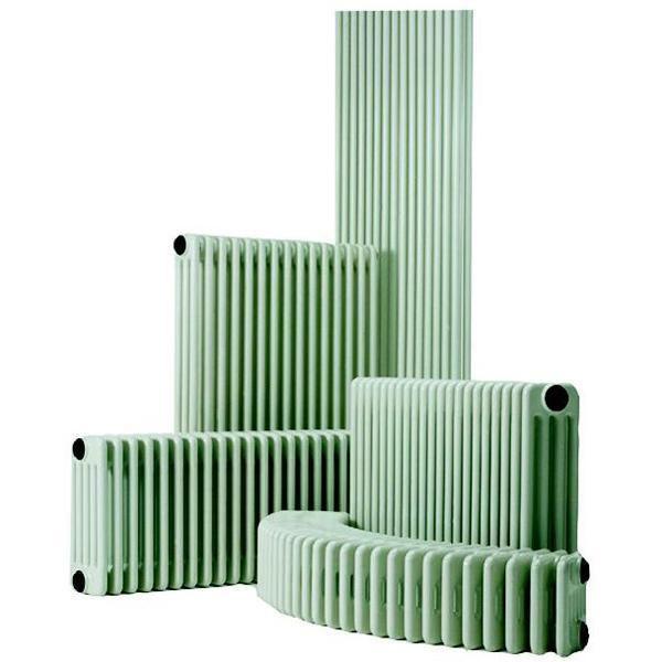 Radiateur acier multi-colonnes TESI 20 éléments haut : 600 puiss: 1580 W long :900 réf. TESI4C20ELH600