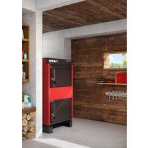 chaudi re bois b ches vanoise pf 5028 tirage forc et combustion invers e 28 kw r f 021158. Black Bedroom Furniture Sets. Home Design Ideas