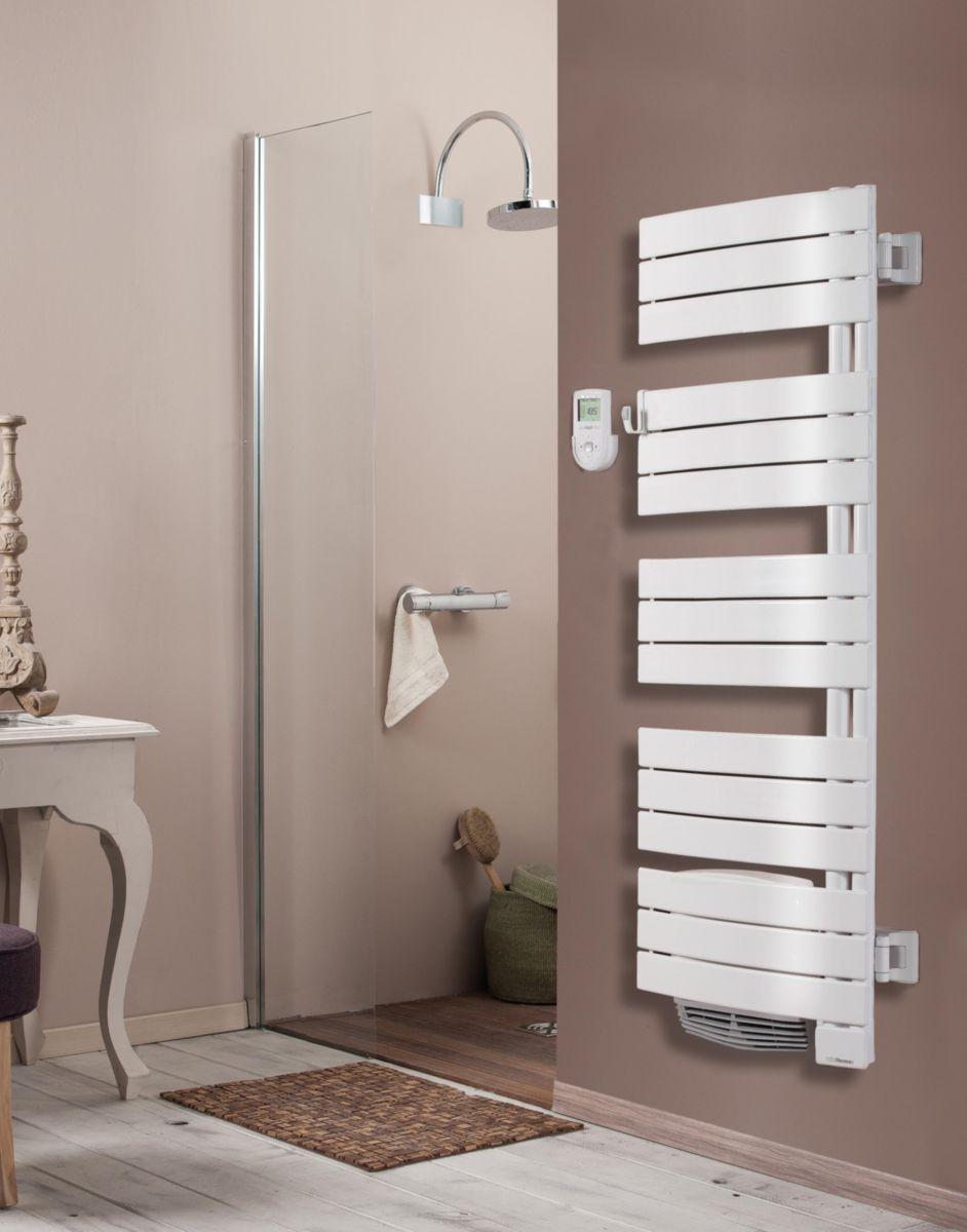 thermor s che serviettes allure pivotant droit avec. Black Bedroom Furniture Sets. Home Design Ideas