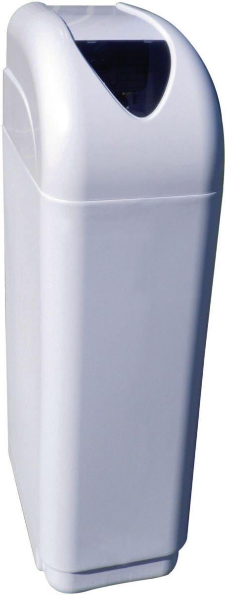 Adoucisseur Iq maison pack 2015 3/4 220v kit mise en service intelligent qualité professionnelle avec bypass filtre serv réf IQ15MAISONPACK