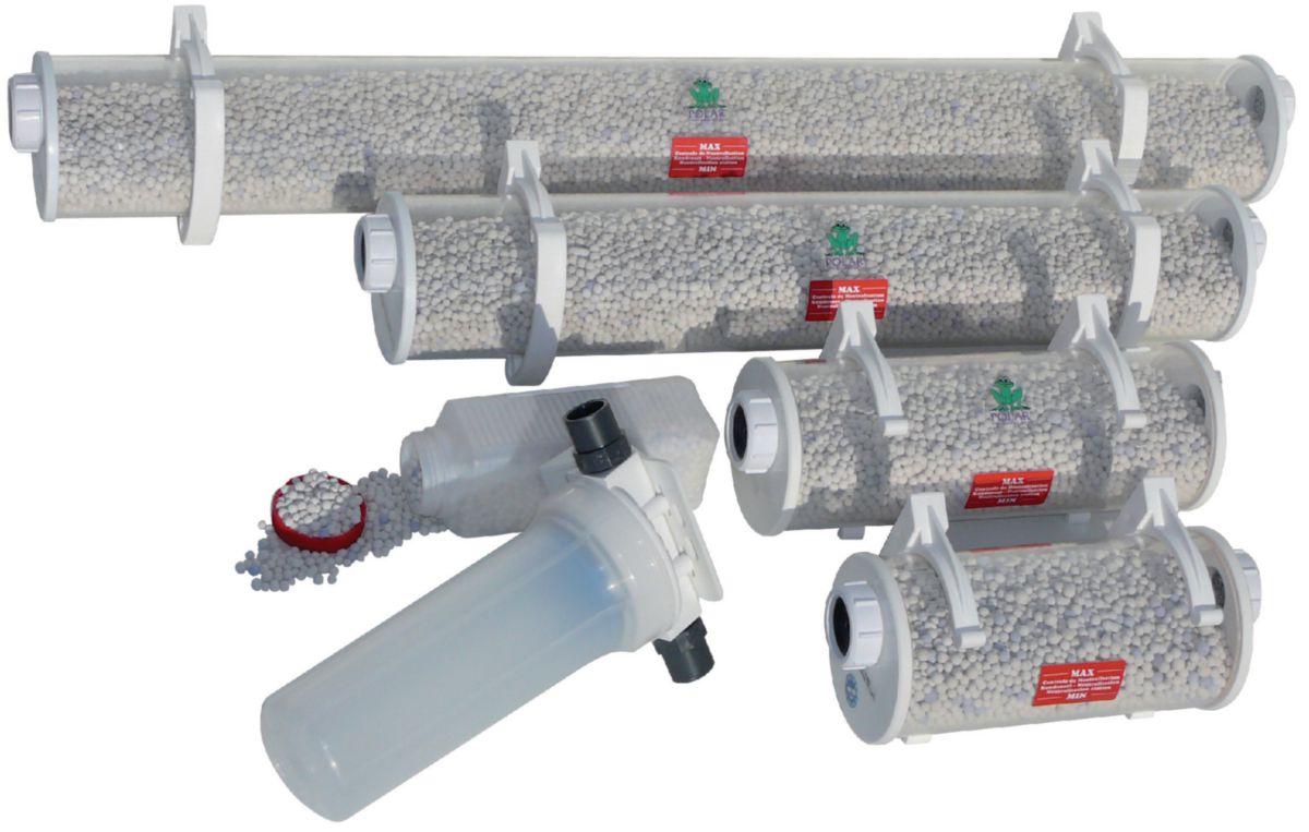 Neutraliseur d'acide des condensats pour chaudière au sol gaz inférieur à 40 kW raccord 40 NEUTRALIZER NEUTR 25 GAZ