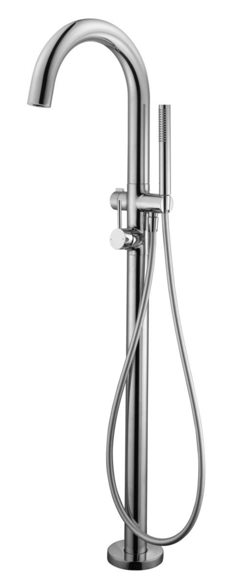 robinet pour baignoire ilot great robinet design pour baignoire a poser ilot m with robinet. Black Bedroom Furniture Sets. Home Design Ideas