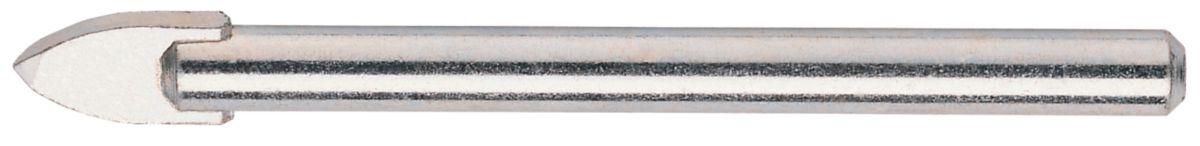 Foret cylindrique NOVIPro pour verre et carrelage diamètre 8