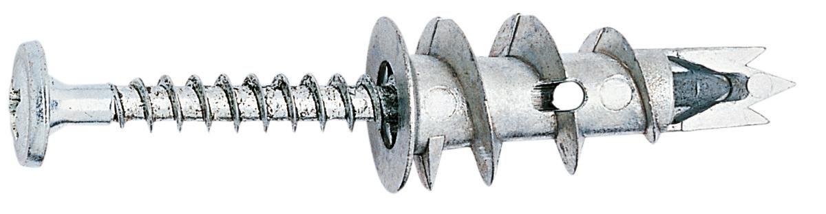 Coffret cheville Driva TP12 boîte de 200 réf. 074180