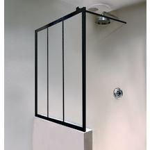 Paroi de douche type verrière PHILLY L160 cm