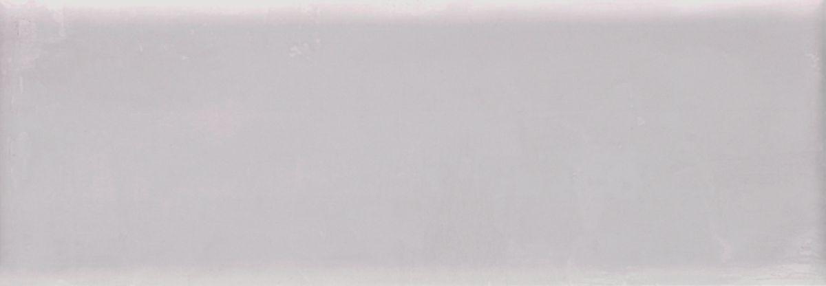 Carrelage mural intérieur faïence Isis - gris - 21x61 cm