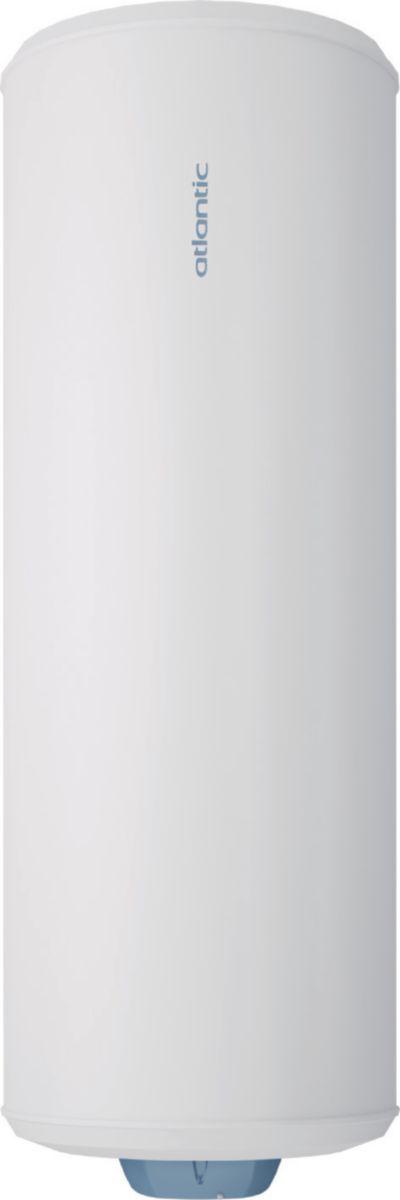 Chauffe-eau vertical mural ZENEO COMPACT monophasé de 150 L. Système de production ACI Hybride. Diamètre 570 mm. NF électricité classe énerg
