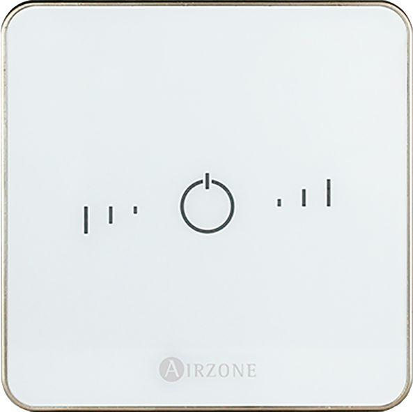 Thermostat Airzone Lite 8Z filaire blanc pour IP6 Réf.AZCE6LITECB