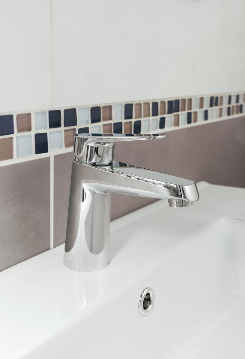 Mitigeur lavabo SEDUCTA C3 avec vidage