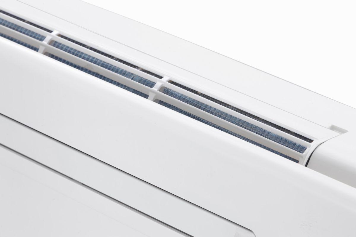Climatiseur monobloc sans unité extérieure froid seul Unico air 8SF, Classe énergétique A Réf.1503