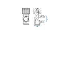 robinet de chasse presse toupe altech laiton chrom altech sanitaire cedeo. Black Bedroom Furniture Sets. Home Design Ideas
