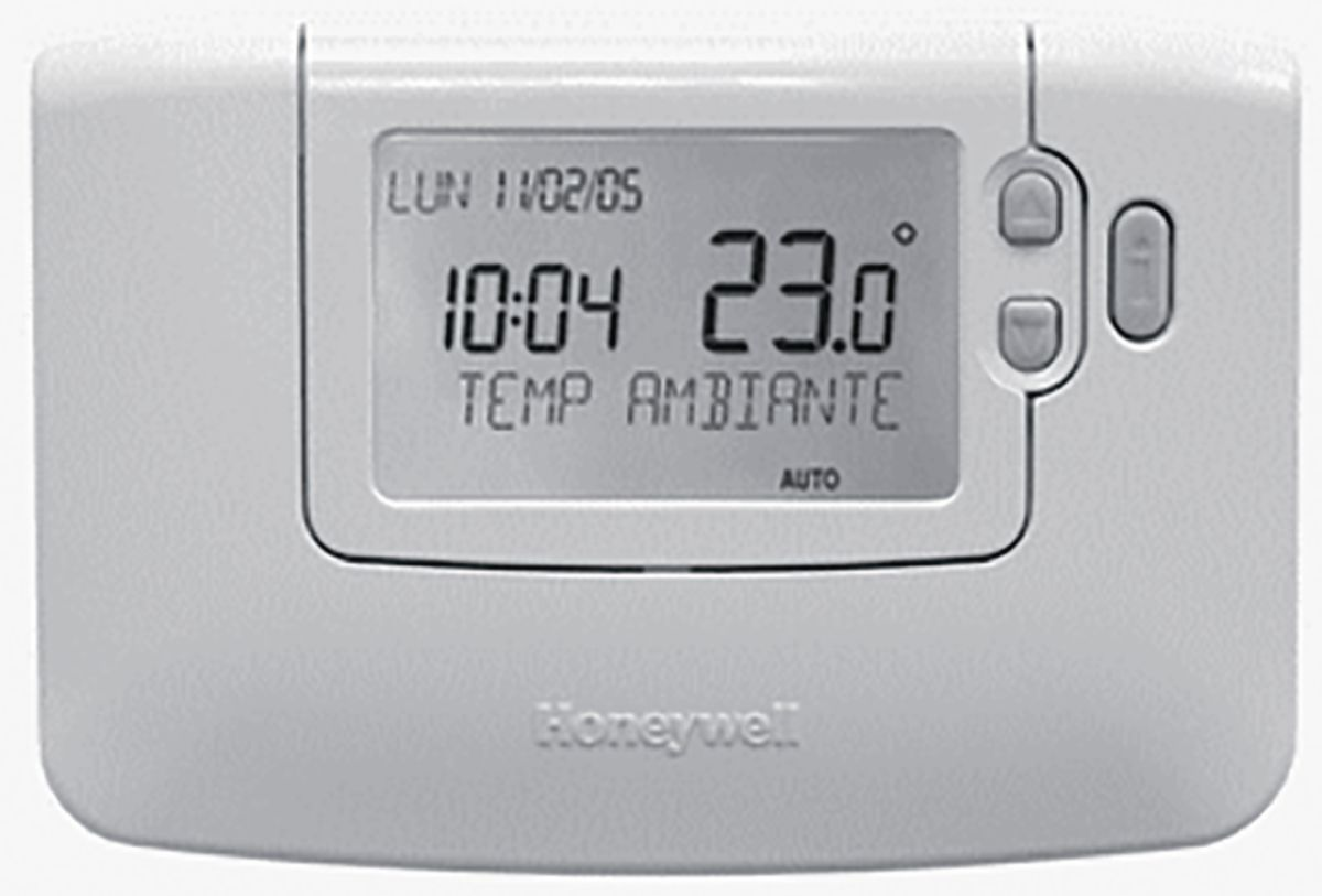 honeywell thermostat chronotherm d 39 ambiance programmable. Black Bedroom Furniture Sets. Home Design Ideas