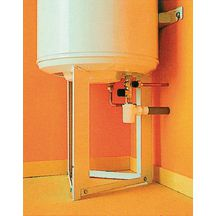tr pied pour chauffe eau cor email mural vertical standard r f 89788949 de dietrich. Black Bedroom Furniture Sets. Home Design Ideas
