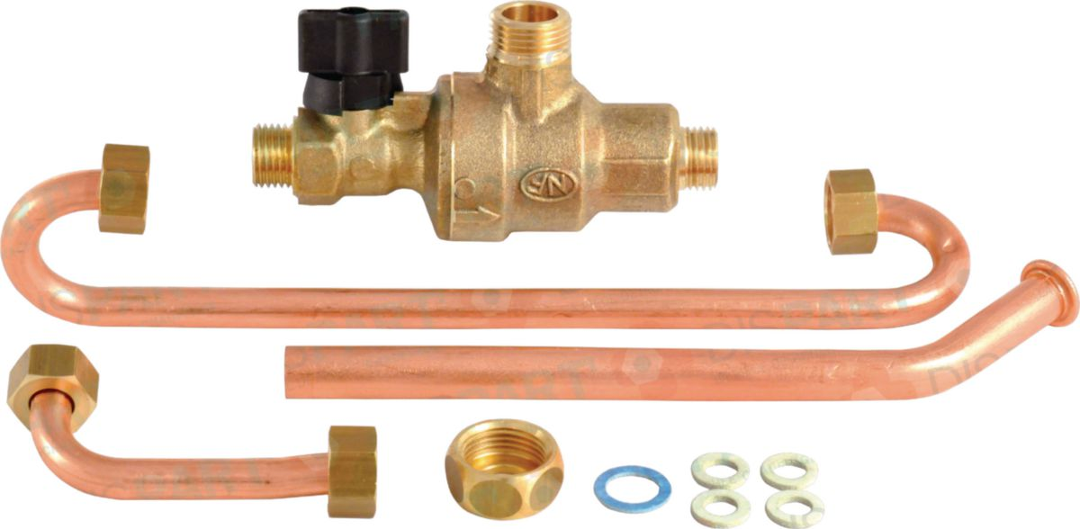 Disconnecteur avec robinet et tubes Réf. 87167614140