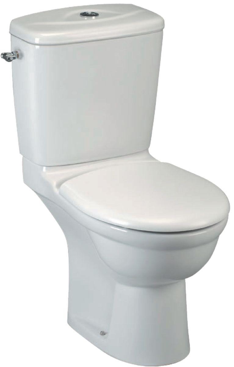 Toilette Gain De Place pack wc kheops3 gain de place comprenant : 1 cuvette sortie horizontale, 1  réservoir 3 / 6 l alimentation latérale droite ou gauche et1 abat
