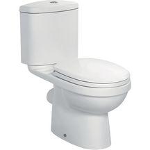 Pack WC à poser au sol compact VERS'EAU sans bride