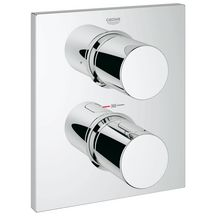 Fa�ade Thermostat douche GROHTERM F Chrome R�f 27618000