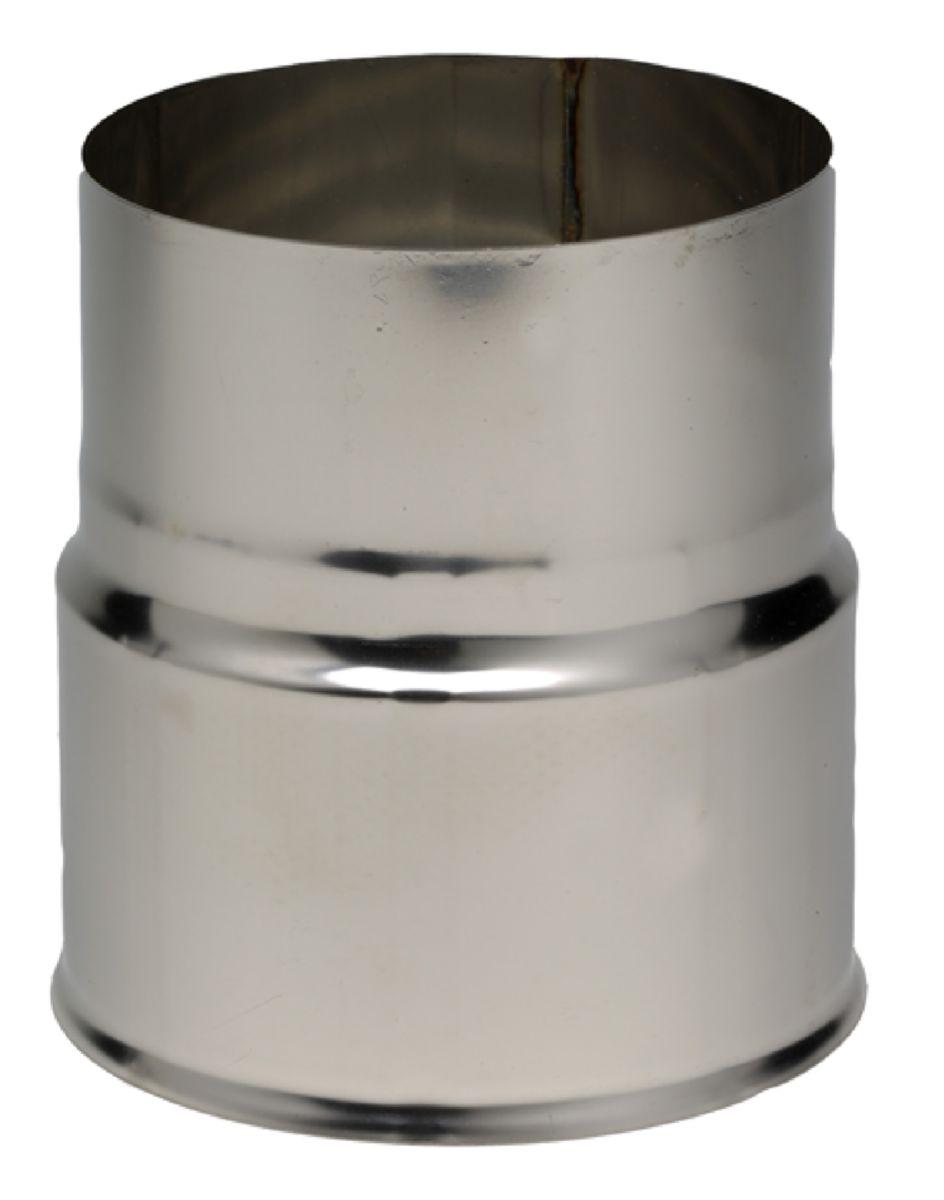 Accessoires de tubage flexible reduction inox 161 / 153 réf. 616153