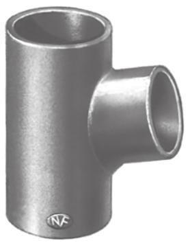 Embranchement Culotte simple SMU Plus à 88° en fonte diamètre nominal 50-50mm Réf. 155314 PAM
