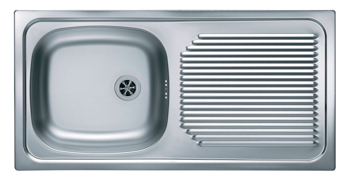 Eviers inox - Eviers - Cuisine - Sanitaire - -CEDEO