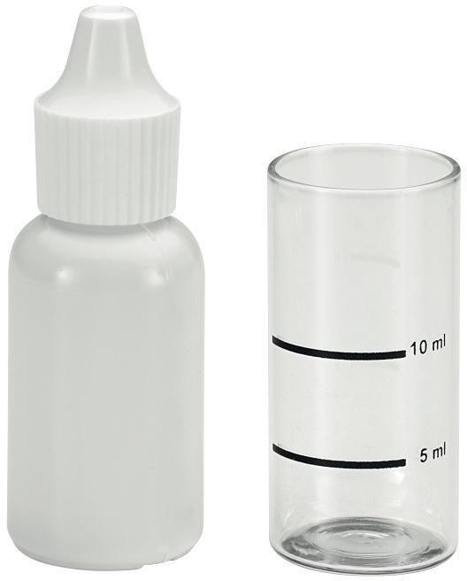 Permotest pro analyse et dureté de l'eau-TH réf P5445008