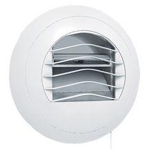 bouche de ventilation hygror glable pour wcs 80 mm unelvent s p chauffage et. Black Bedroom Furniture Sets. Home Design Ideas