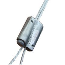 Cable de suspension Gripple N2 2M type boucle express (sachet 10) HF22FREXP