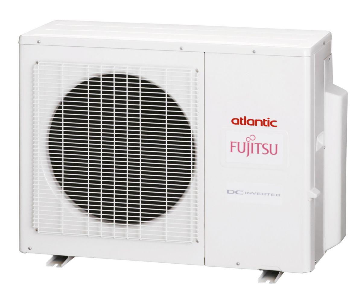 atlantic clim ventil unit ext rieure multi split 3. Black Bedroom Furniture Sets. Home Design Ideas