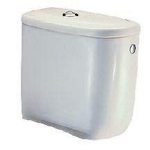 Réservoir POLO, alimentation latérale, avec mécanisme 3   6 litres, blanc  Réf. 82c05dde3b26