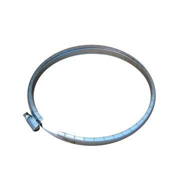 Bague inox à griffe pour flexible diamètre 140 réf. 166140