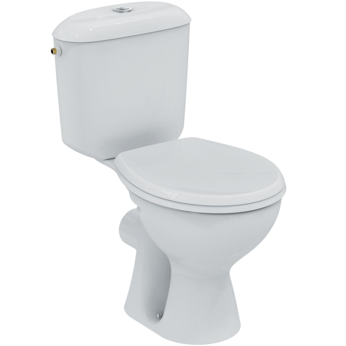 pack wc pr t poser noe sortie horizontale blanc r f p948001 porcher. Black Bedroom Furniture Sets. Home Design Ideas
