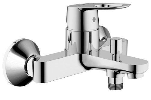 Mitigeur bain-douche entraxe 150 mm Chromé réf. 23341000