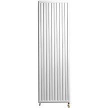 radiateur eau chaude reggane 3000 type 20 vertical blanc. Black Bedroom Furniture Sets. Home Design Ideas