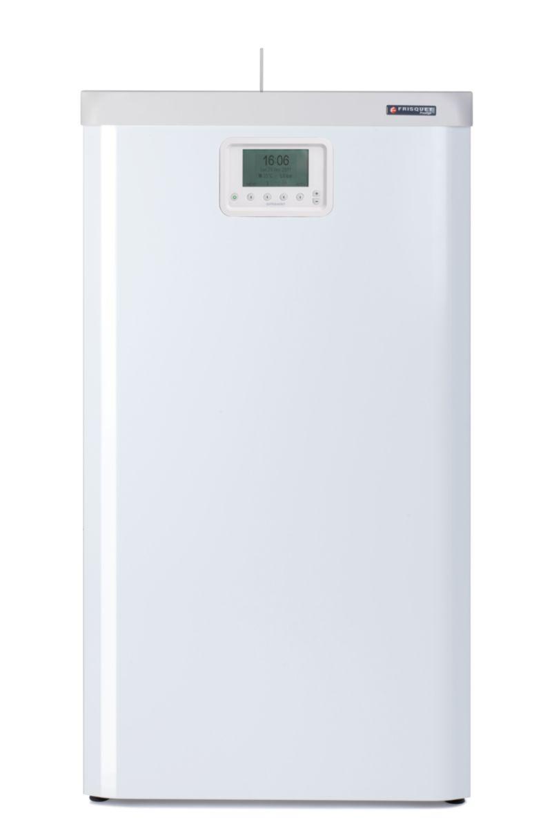 FRISQUET, Chaudière au sol gaz à condensation chauffage seul PRESTIGE Condensation Visio 18 - 25 kW Classe énergétique A réf. A4AL25050