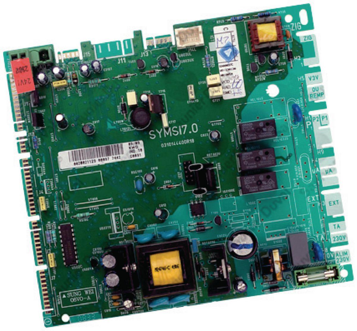 Circuit imprimé principal Réf. S1040000