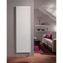radiateur eau chaude reggane 3000 type 22 vertical blanc. Black Bedroom Furniture Sets. Home Design Ideas