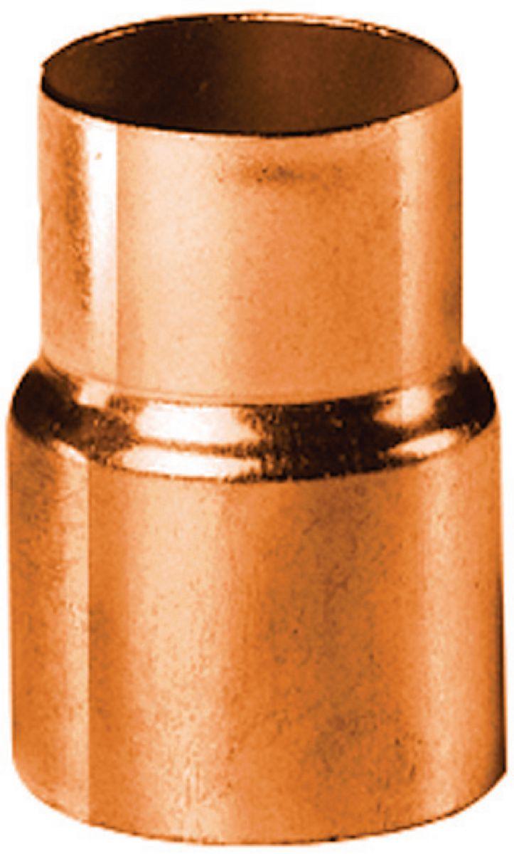 Manchon cuivre 5240 réduit femelle femelle D 22/18 ALTECH sachet de 10
