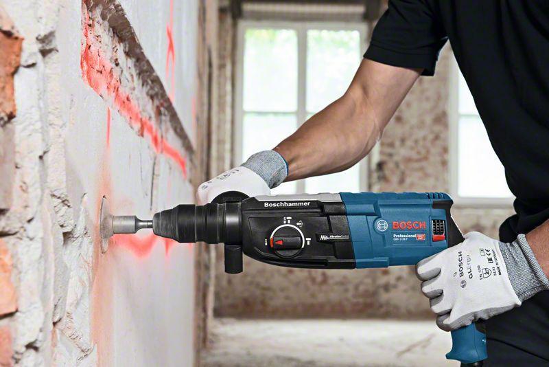 Marteau-Perforateur GBH 2-28 F Professional 880W 3,2J Réf. 0611267601