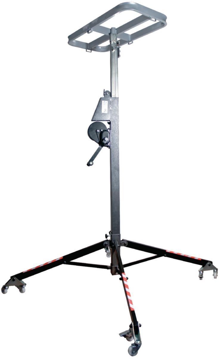BASIC SEGMENT - Monte charge mécanique - 3 colis AEQ110 | Cedeo
