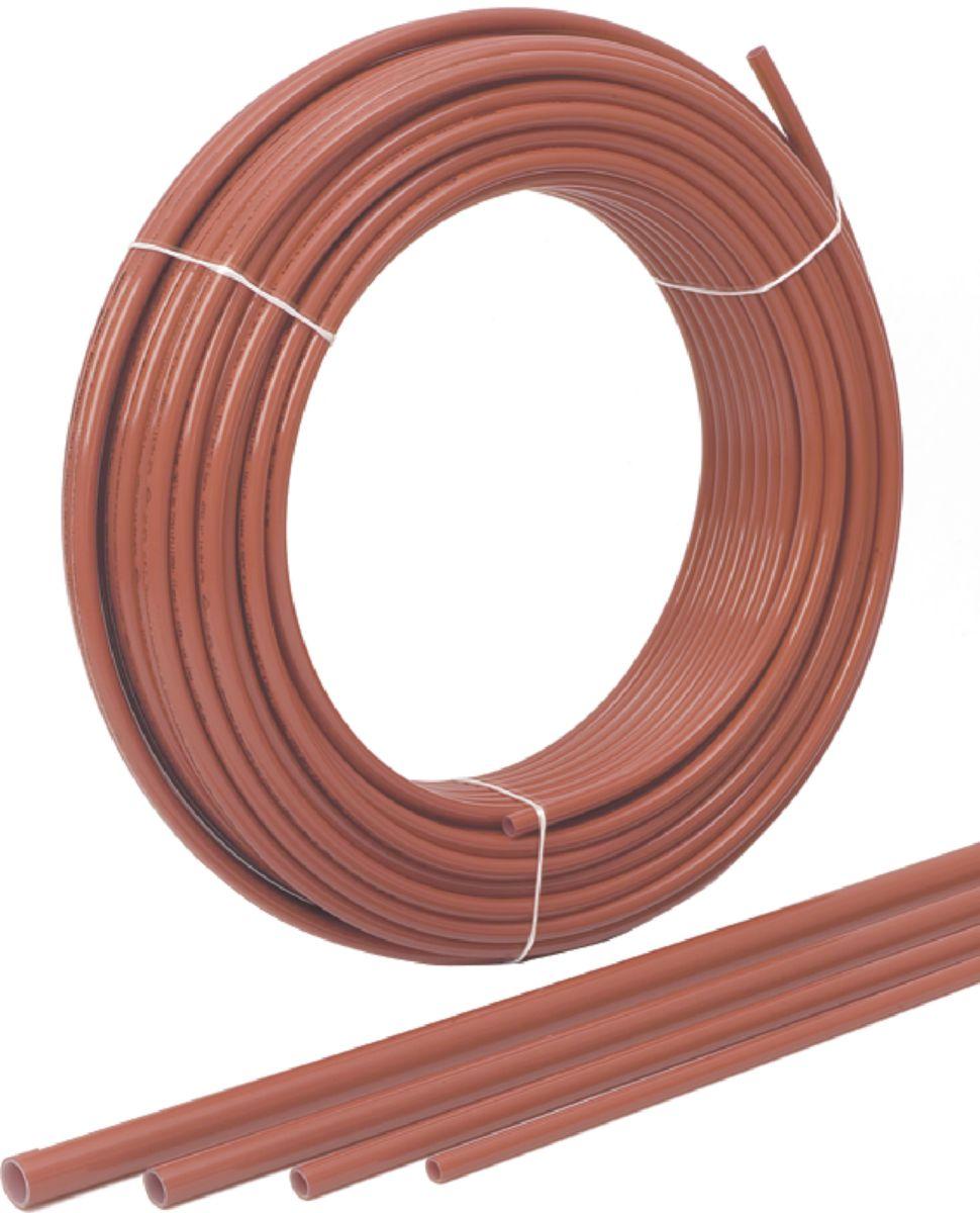 Tube RAU-PER 16 x 1,5 avec barrière anti-oxygène couronne de 500 mètres réf. 11364301505