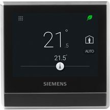 Thermostat d'ambiance intelligent RDS110 / réf. S55772-T100