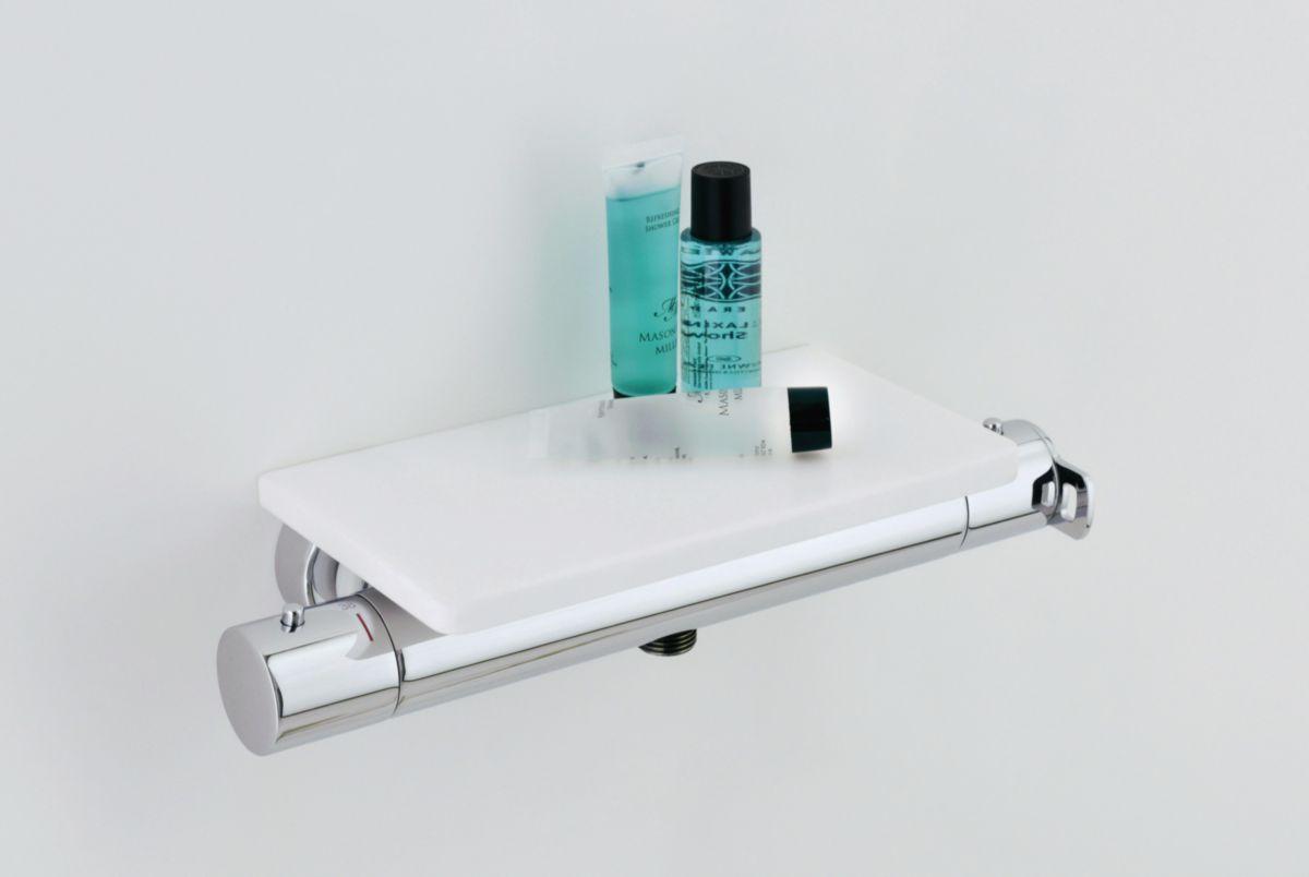 alterna mitigeur douche plenitude thermostatique brossette. Black Bedroom Furniture Sets. Home Design Ideas