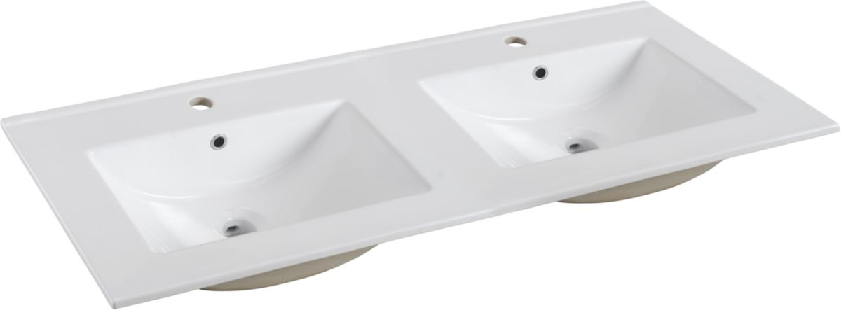 alterna plan de toilette concerto2 en c ramique 120 cm. Black Bedroom Furniture Sets. Home Design Ideas