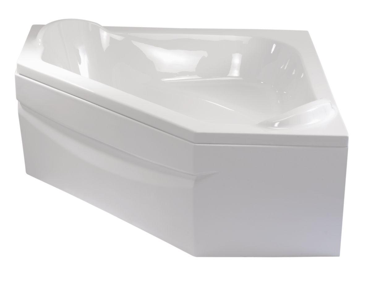 Tablier de baignoire d'angle CONCERTO